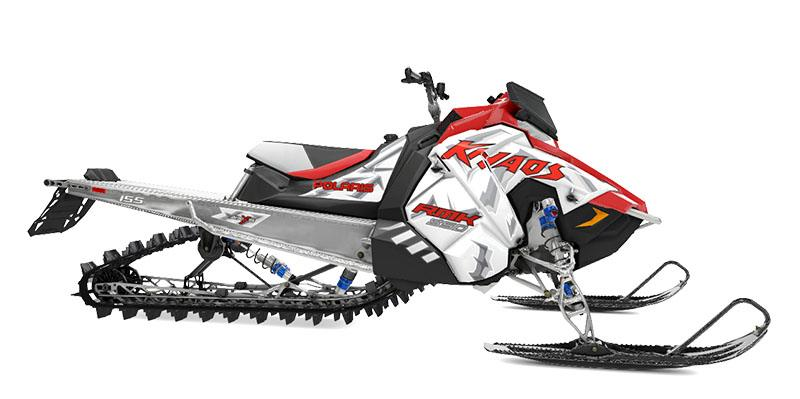 2020 Polaris 850 RMK Khaos 155 SC in Milford, New Hampshire - Photo 1