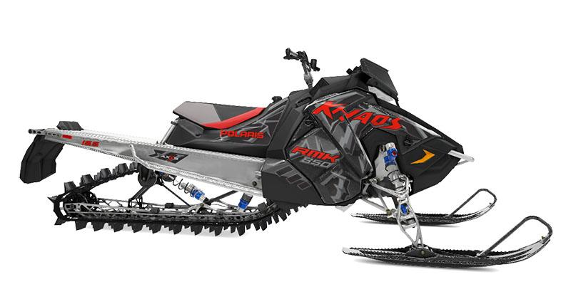 2020 Polaris 850 RMK Khaos 155 SC 3 in. in Monroe, Washington - Photo 1