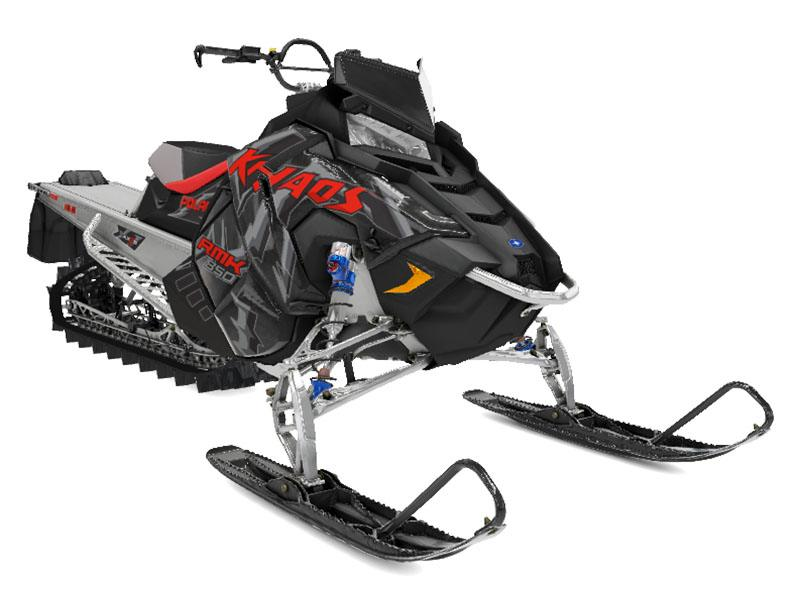 2020 Polaris 850 RMK Khaos 155 SC 3 in. in Waterbury, Connecticut - Photo 3
