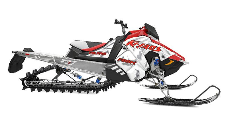 2020 Polaris 850 RMK Khaos 155 SC 3 in. in Soldotna, Alaska - Photo 1