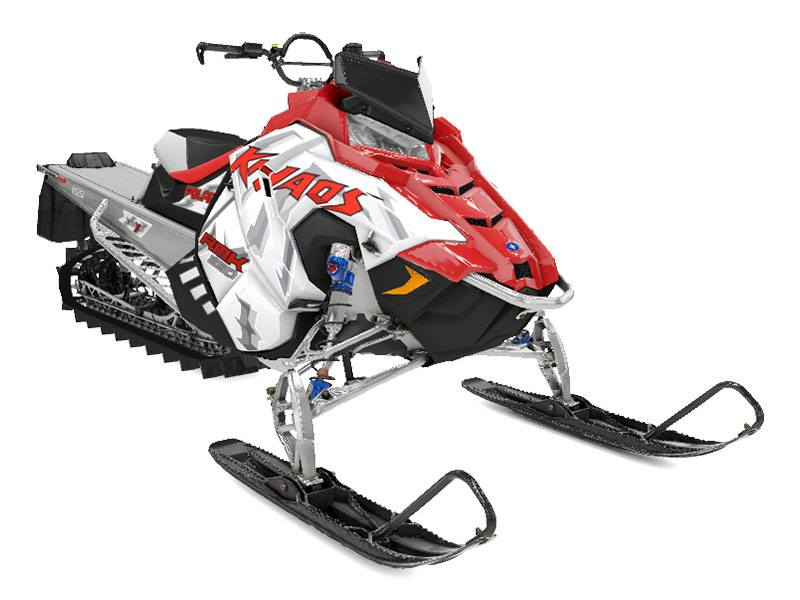 2020 Polaris 850 RMK Khaos 155 SC 3 in. in Tualatin, Oregon - Photo 3