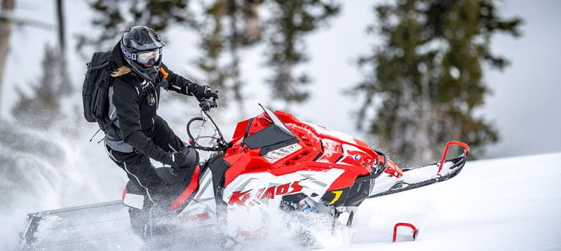 2020 Polaris 850 RMK Khaos 155 SC in Soldotna, Alaska - Photo 4