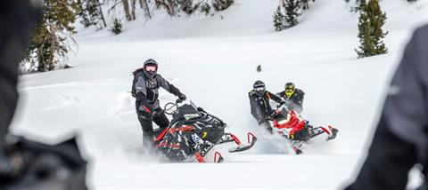 2020 Polaris 850 RMK Khaos 155 SC in Baldwin, Michigan