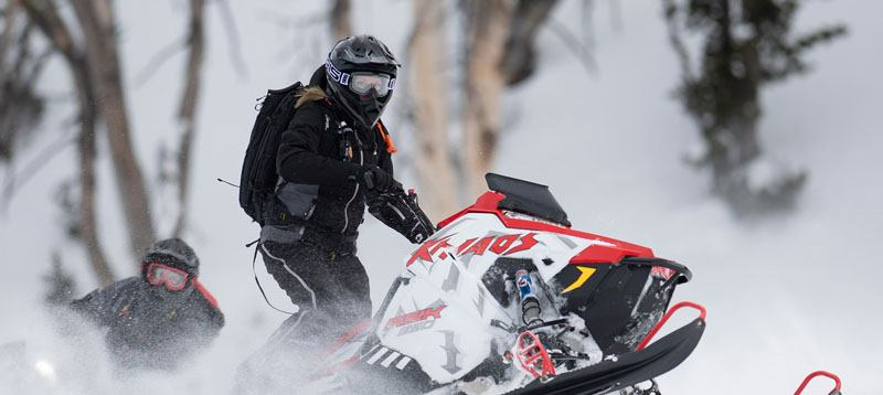 2020 Polaris 850 RMK Khaos 155 SC in Barre, Massachusetts - Photo 7
