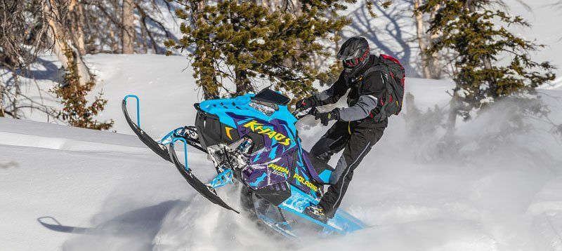2020 Polaris 850 RMK Khaos 155 SC 3 in. in Munising, Michigan