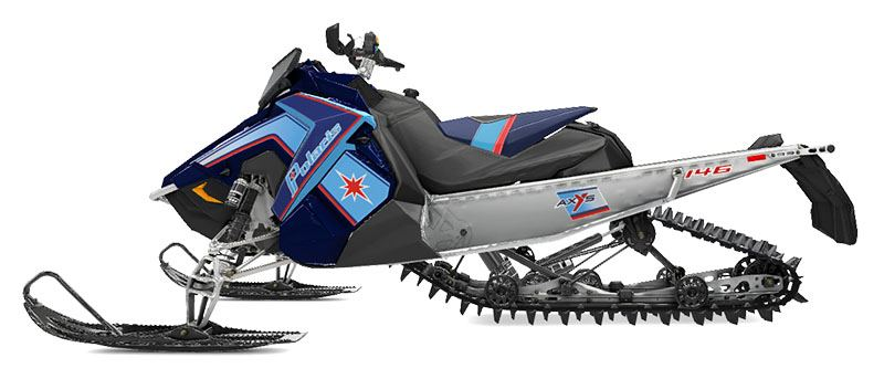 2020 Polaris 850 SKS 146 SC in Saratoga, Wyoming - Photo 2