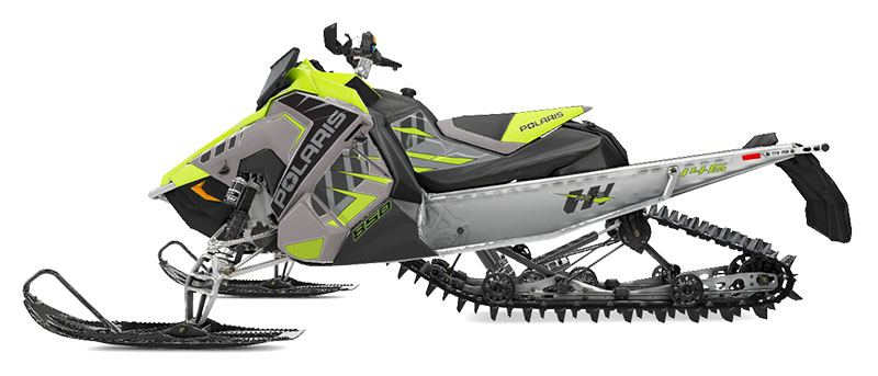 2020 Polaris 850 SKS 146 SC in Woodruff, Wisconsin - Photo 2