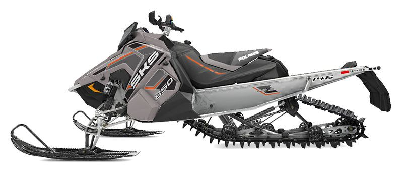 2020 Polaris 850 SKS 146 SC in Cottonwood, Idaho