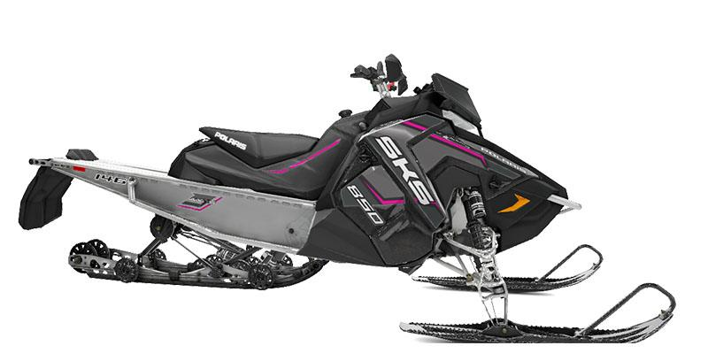 2020 Polaris 850 SKS 146 SC in Mount Pleasant, Michigan - Photo 1