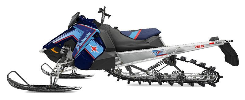 2020 Polaris 850 SKS 155 SC in Cottonwood, Idaho - Photo 2