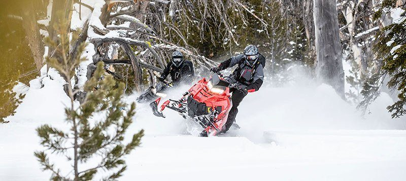2020 Polaris 850 SKS 155 SC in Lewiston, Maine - Photo 4