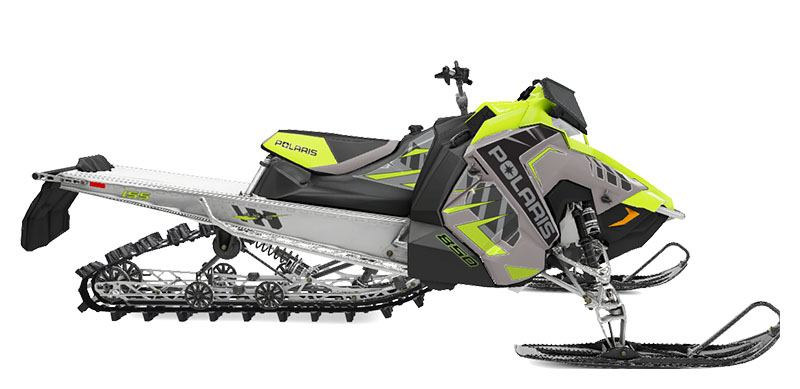 2020 Polaris 850 SKS 155 SC in Pittsfield, Massachusetts - Photo 1
