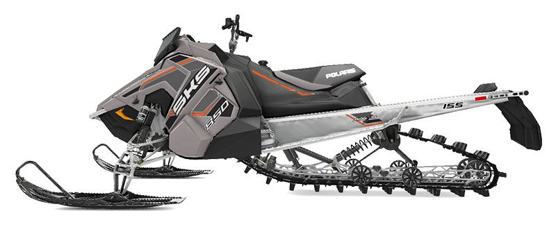 2020 Polaris 850 SKS 155 SC in Scottsbluff, Nebraska