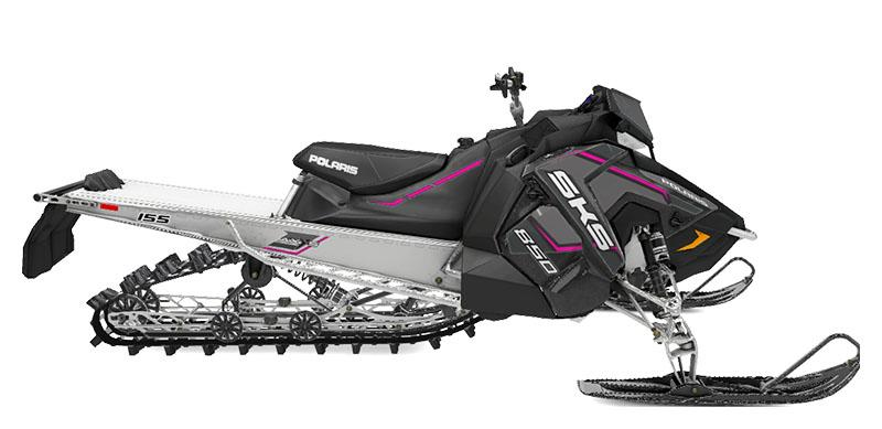 2020 Polaris 850 SKS 155 SC in Monroe, Washington - Photo 1