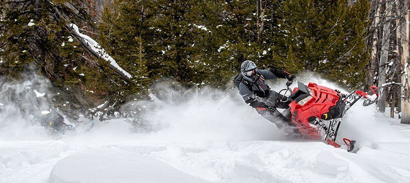 2020 Polaris 850 SKS 155 SC in Lincoln, Maine - Photo 8