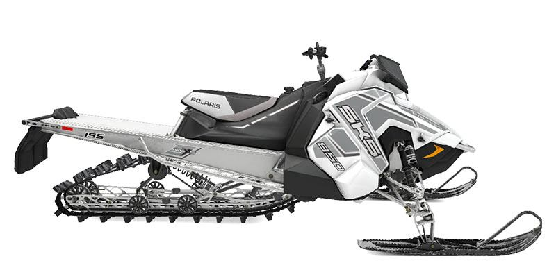 2020 Polaris 850 SKS 155 SC in Park Rapids, Minnesota