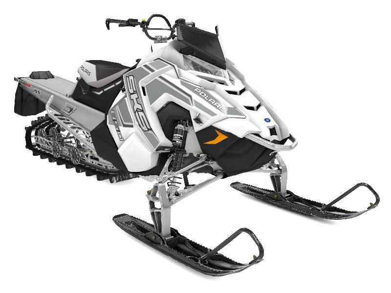 2020 Polaris 850 SKS 155 SC in Lewiston, Maine - Photo 3