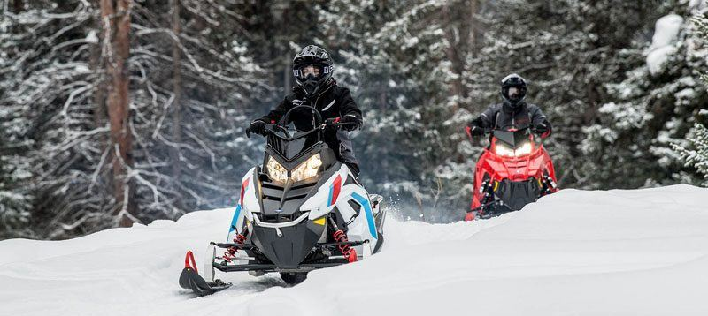 2020 Polaris RMK EVO 144 in Mount Pleasant, Michigan