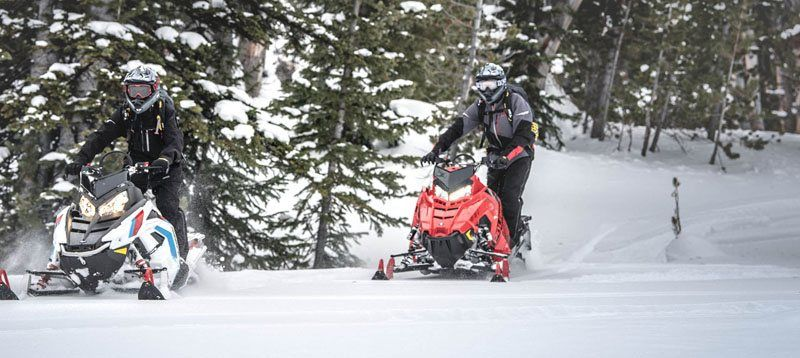 2020 Polaris 550 RMK EVO 144 in Anchorage, Alaska - Photo 8
