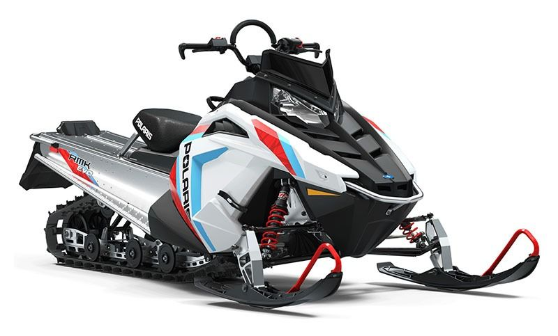 2020 Polaris 550 RMK EVO 144 in Union Grove, Wisconsin - Photo 2