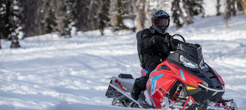 2020 Polaris RMK EVO 144 ES in Denver, Colorado - Photo 3