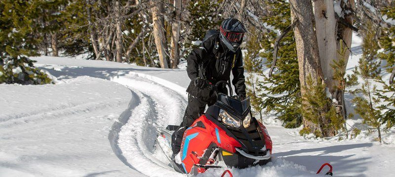 2020 Polaris RMK EVO 144 ES in Mount Pleasant, Michigan - Photo 4