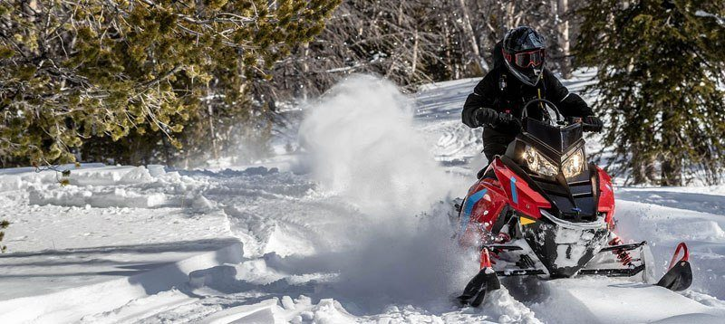 2020 Polaris 550 RMK EVO 144 ES in Fond Du Lac, Wisconsin - Photo 8