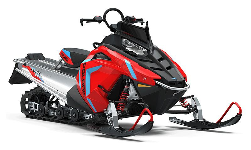 2020 Polaris RMK EVO 144 ES in Milford, New Hampshire