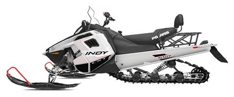 2020 Polaris 550 INDY LXT ES in Barre, Massachusetts