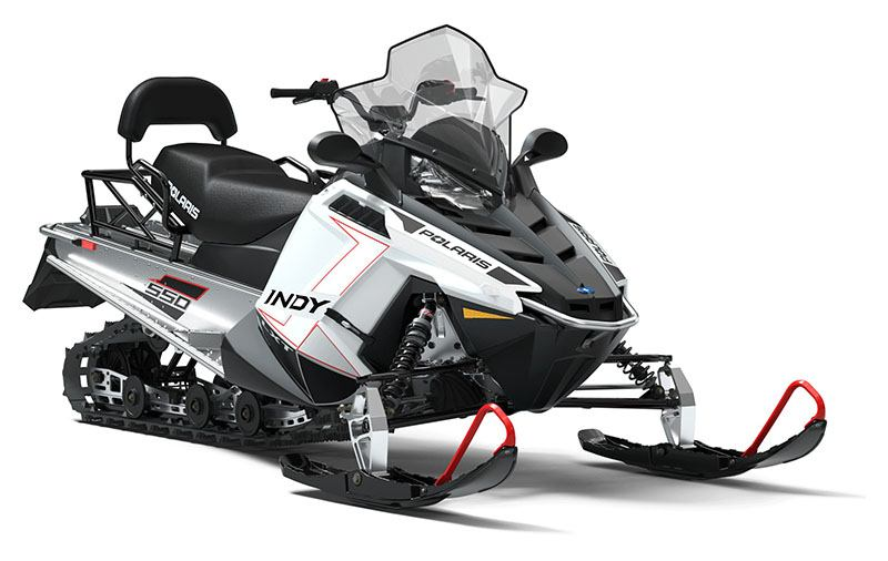 2020 Polaris 550 Indy LXT ES in Woodruff, Wisconsin - Photo 3