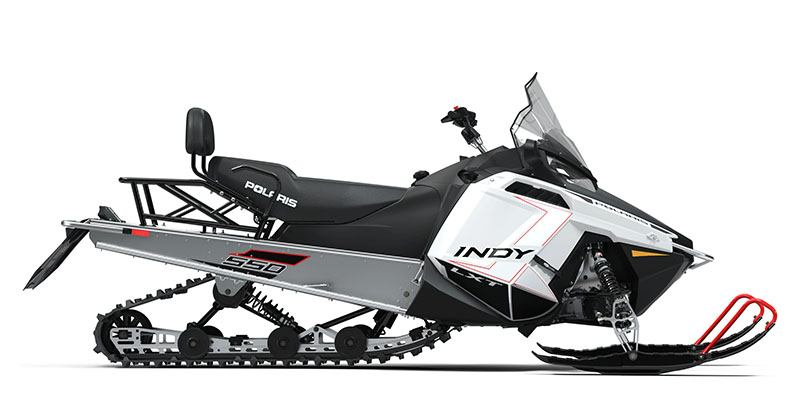 2020 Polaris 550 Indy LXT ES in Appleton, Wisconsin - Photo 1