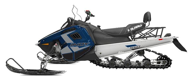 2020 Polaris 550 Indy LXT ES Northstar Edition in Anchorage, Alaska - Photo 4