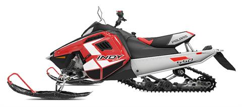 2020 Polaris 550 INDY 121 ES in Lake City, Colorado