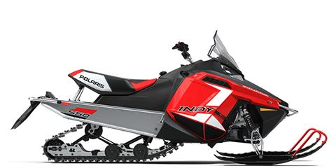 2020 Polaris 550 Indy 121 ES in Center Conway, New Hampshire