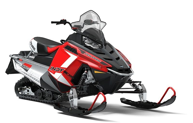 2020 Polaris 550 INDY 121 ES in Littleton, New Hampshire - Photo 2