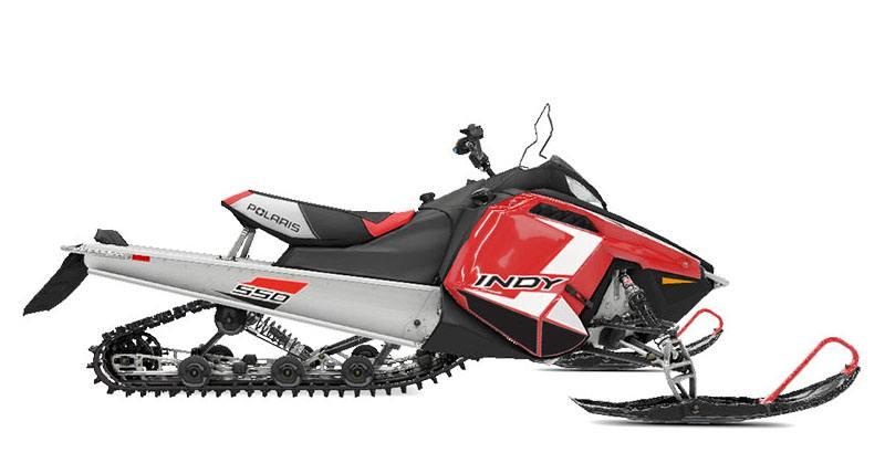 2020 Polaris 550 INDY 144 ES in Center Conway, New Hampshire