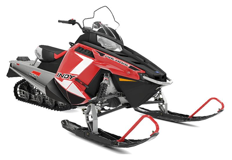 2020 Polaris 550 INDY 144 ES in Barre, Massachusetts - Photo 2