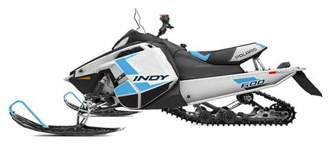 2020 Polaris 600 INDY 121 ES in Belvidere, Illinois