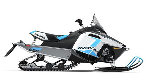 2020 Polaris 600 Indy 121 ES in Center Conway, New Hampshire