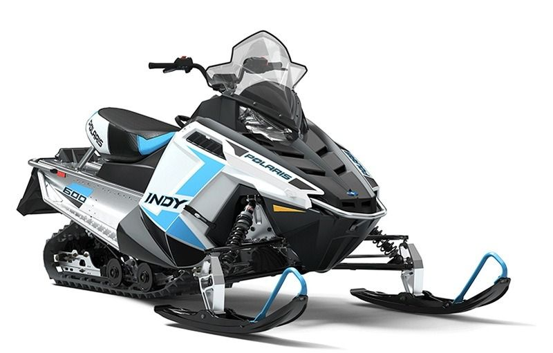 2020 Polaris 600 INDY 121 ES in Bigfork, Minnesota - Photo 2