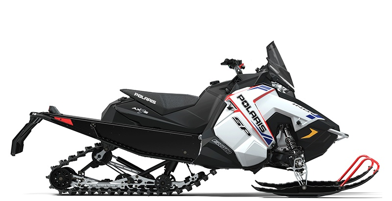 2020 Polaris 600 Indy SP 129 ES in Altoona, Wisconsin - Photo 2