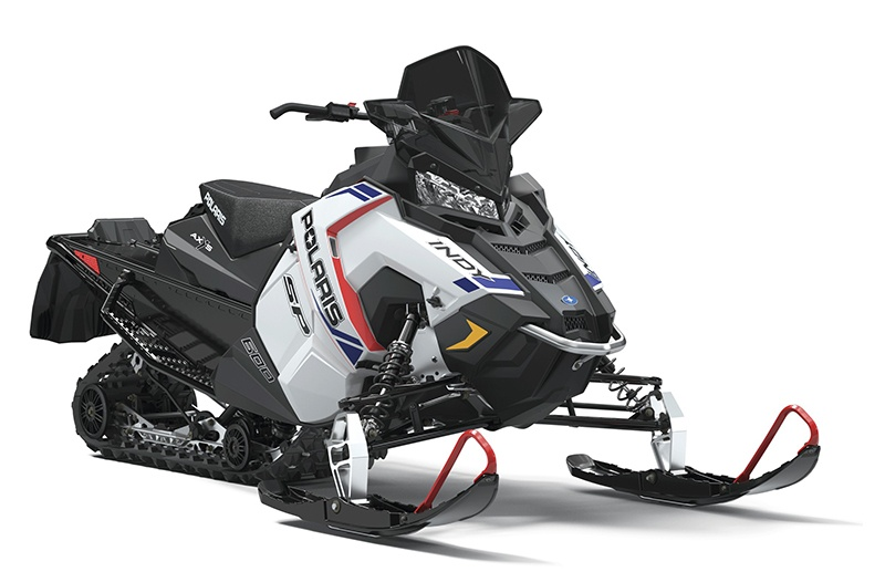 2020 Polaris 600 INDY SP 129 ES in Dimondale, Michigan - Photo 2
