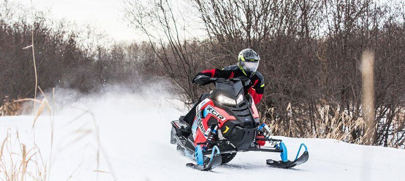2020 Polaris 600 INDY XCR SC in Trout Creek, New York