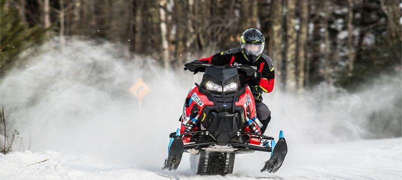 2020 Polaris 600 Indy XCR SC in Pittsfield, Massachusetts - Photo 11