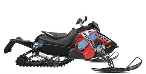 2020 Polaris 600 INDY XCR SC in Milford, New Hampshire