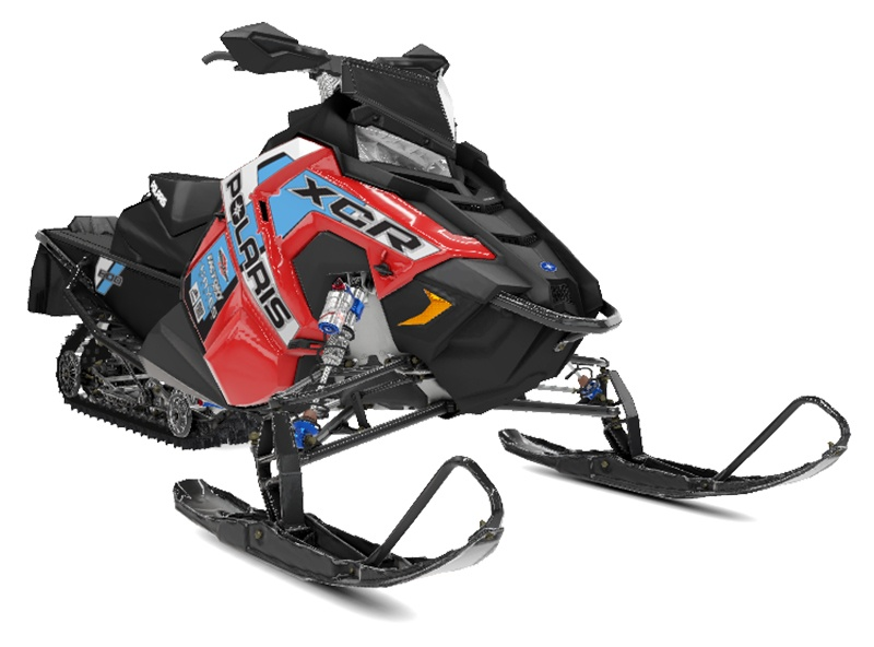 2020 Polaris 600 INDY XCR SC in Lincoln, Maine - Photo 2