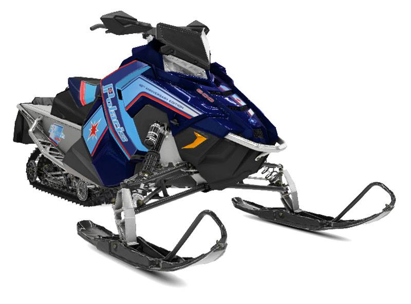 2020 Polaris 600 Indy XC 129 SC in Antigo, Wisconsin - Photo 2