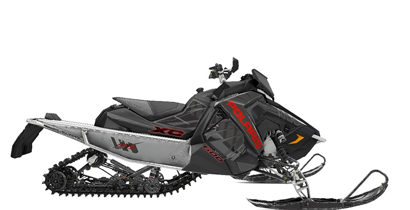 2020 Polaris 600 Indy XC 129 SC in Malone, New York