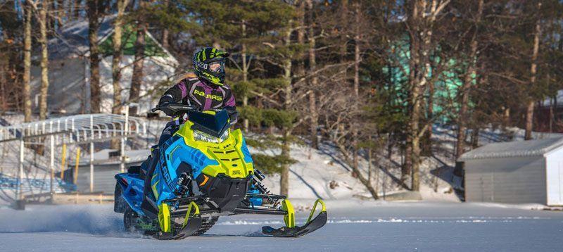 2020 Polaris 600 INDY XC 129 SC in Bigfork, Minnesota - Photo 5