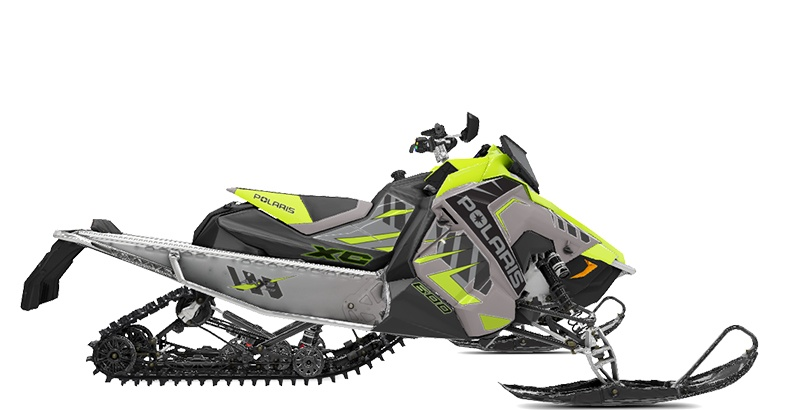 2020 Polaris 600 Indy XC 129 SC in Pittsfield, Massachusetts - Photo 1
